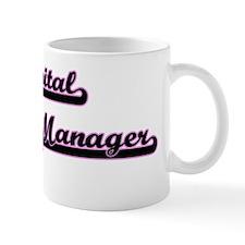 Cute Hospital services managers Mug