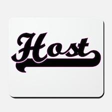 Host Classic Job Design Mousepad