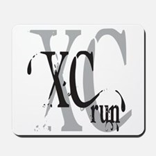 Cross Country XC Mousepad