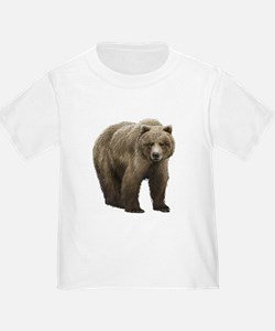 Unique Brown bear T