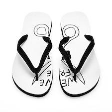 weave free Flip Flops