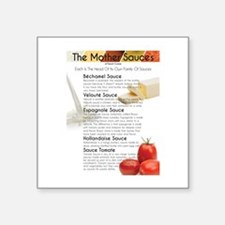 The Mother Sauces Sticker