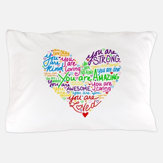 You Are Loved Pillow Case