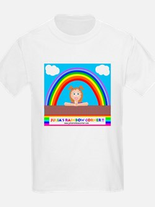 Julia's Rainbow Corner Classi T-Shirt