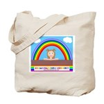 Julia's Rainbow Corner Classi Tote Bag