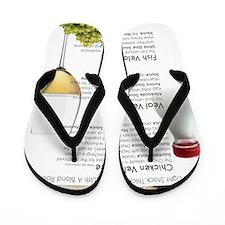 Veloute Sauce Chart Flip Flops