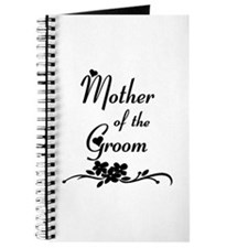 Mother of the Groom Journal
