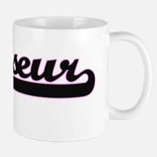 Cute Masseur Mug