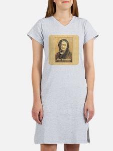 Clara Wieck Schumann Women's Nightshirt