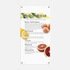 Hollandaise Sauce Chart Banner