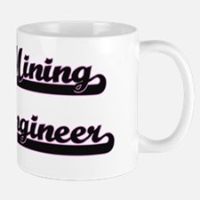 Mining Engineer Classic Job Design Mug