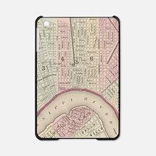 Vintage Map of New Orleans (1880) iPad Mini Case