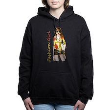 Best Fashion Girl Women's Hooded Sweatshirt