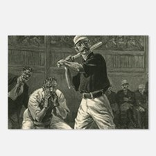 Vintage Sports Baseball G Postcards (Package of 8)