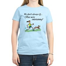 Don't Always Q T-Shirt
