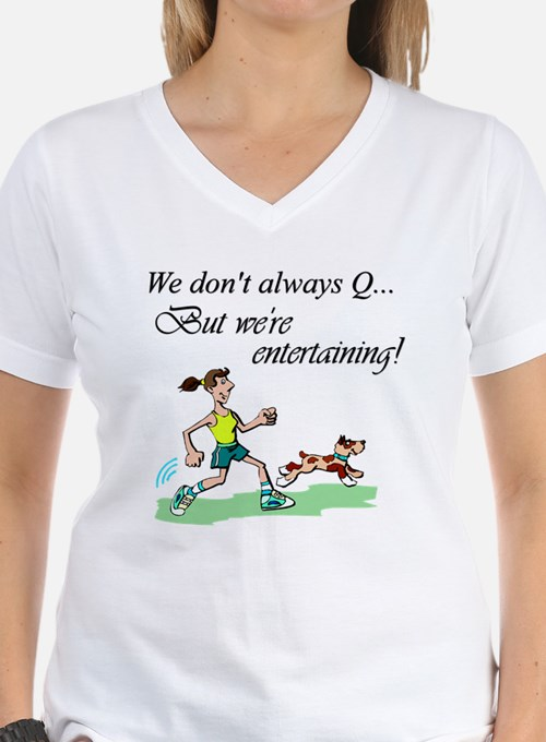 Don't Always Q Shirt
