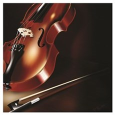 A Red Violin Poster