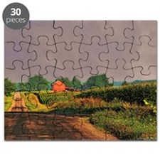 """Take Me Home Country Road"" Puzzle"