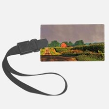 """""""Take Me Home Country Road"""" Luggage Tag"""