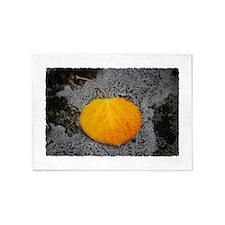 Perfect Aspen Leaf 5'x7'Area Rug