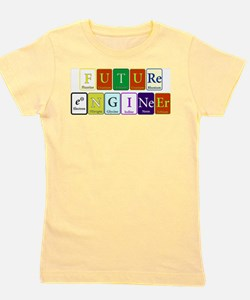 Future Engineer Girl's Tee