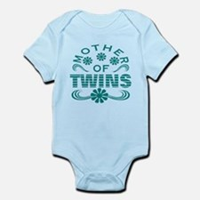 Twins mom Body Suit
