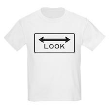 Look Sign T-Shirt