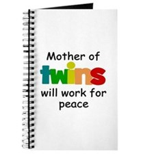 Mom of twins Journal