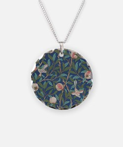 Bird and Pomegranate by William Morris Necklace