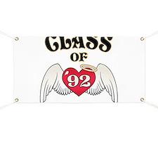 Class of '92 Banner