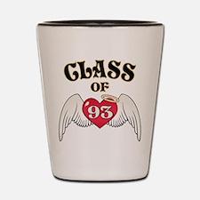 Class of '93 Shot Glass