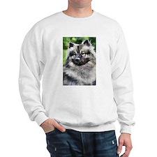 Keeshond Art Sweatshirt