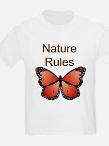 Nature Rules T-Shirt