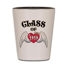 Class of '99 Shot Glass