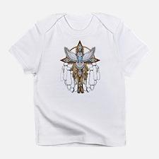 Snowy Owl Mandala Infant T-Shirt