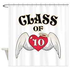 Class of '10 Shower Curtain