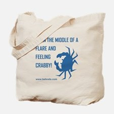 FEELING CRABBY Tote Bag