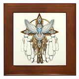 Native american Framed Tiles