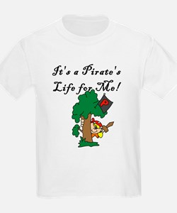 Pirate's Life For Me T-Shirt