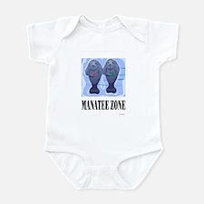 Manatee Zone Infant Bodysuit