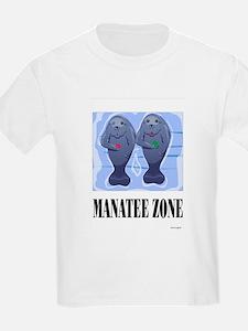 Manatee Zone T-Shirt