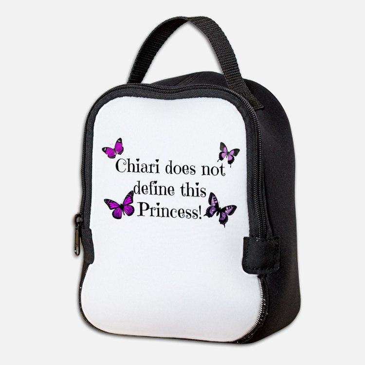 WSCTF Princess baby Neoprene Lunch Bag