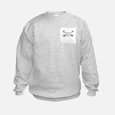 WSCTF Princess baby Sweatshirt