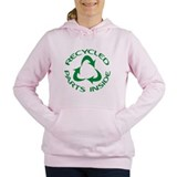Recycled parts inside kidney transplant recipient Hooded Sweatshirt