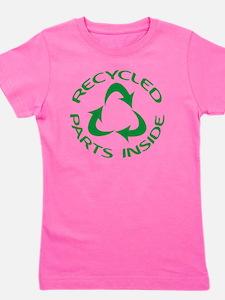 Funny Recycle Girl's Tee