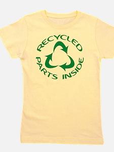 Cute Recycled Girl's Tee