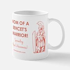 MOM OF A WARRIOR Mug