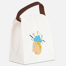 Brain Canvas Lunch Bag