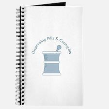 Dispense Pills Journal