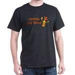 Cerveza Por Favor @Scott Designs Dark T-Shirt